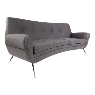 Sculptural Modern Sofa by Gigi Radice