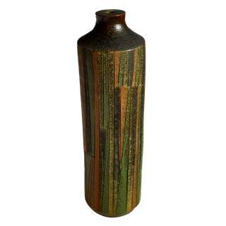 Tall Mid-Century Italian Art Pottery