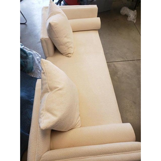 Wood Kravet Andante Plain Sofa For Sale - Image 7 of 10