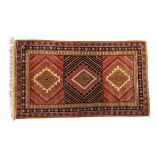Moroccan Tribal African Rug For Sale