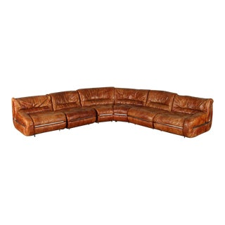 Five Piece Sectional Sofa For Sale