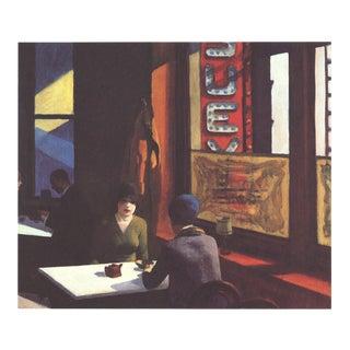 Edward Hopper, Chop Suey, Offset Lithograph, 1996 For Sale
