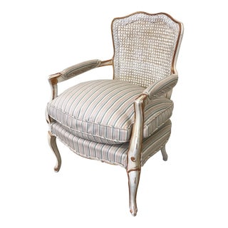 Fratelli Boffi Italian French Style Chair For Sale