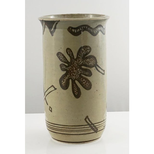 Brown Southern California Laguna Beach Pottery - Beach Inspired For Sale - Image 8 of 8