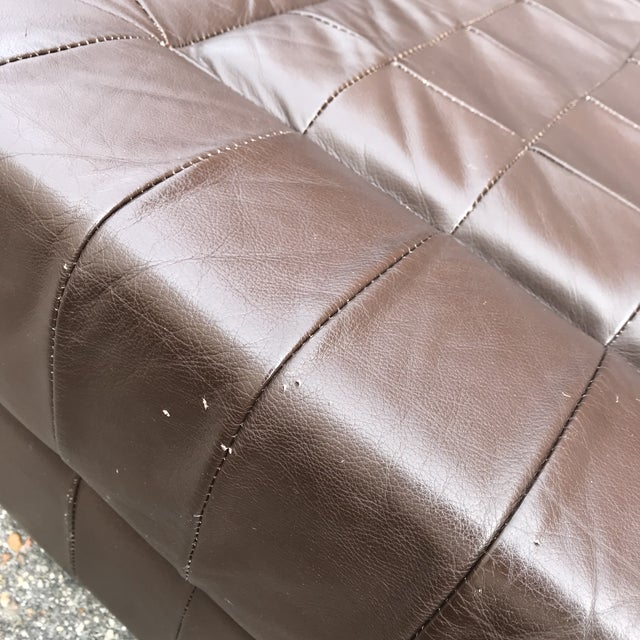 Leather Modular Leather Sectional Sofa by Percival Lafer For Sale - Image 7 of 13
