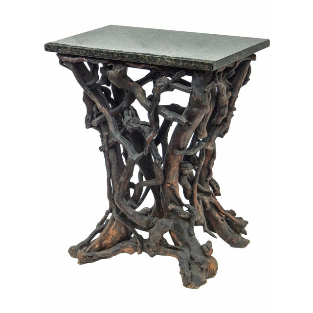 Rare Twig Console For Sale In New York - Image 6 of 13