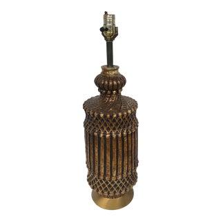 1966 Fortune Ceramic Table Lamp