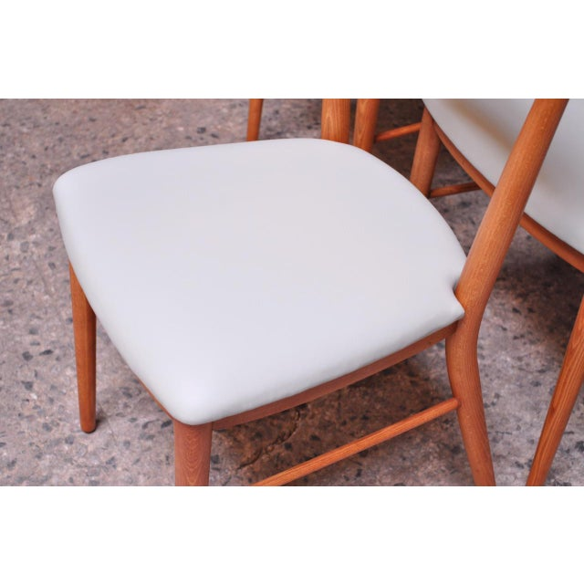 Stained Maple Dining Chairs by Paul McCobb for Perimeter - Set of 8 For Sale - Image 10 of 13
