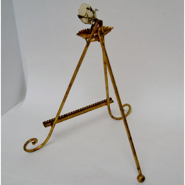 Small Italian Easel For Sale In Los Angeles - Image 6 of 8