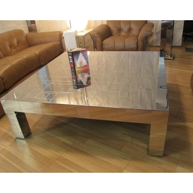 Paul Evans Cityscape Coffee Table For Sale - Image 12 of 13