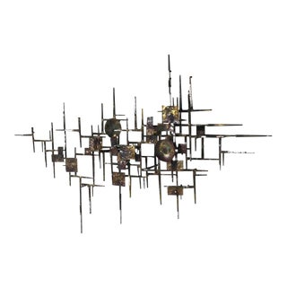 William Bowie Wall Sculpture For Sale