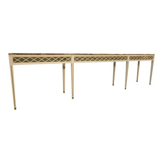 Carl-Heinz Schwennicke Console Table
