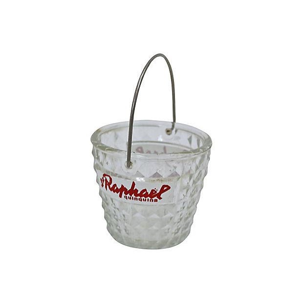 French French Bistro Aperitif Ice Bucket For Sale - Image 3 of 3