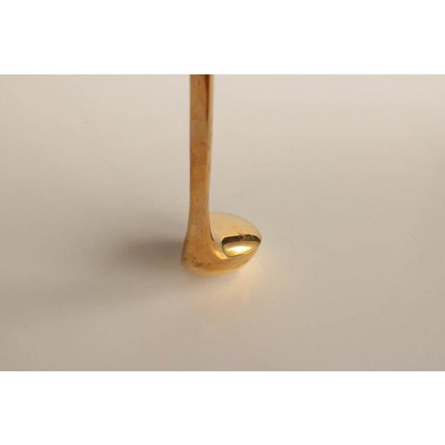Brass Putter Bottle Opener - Image 6 of 7