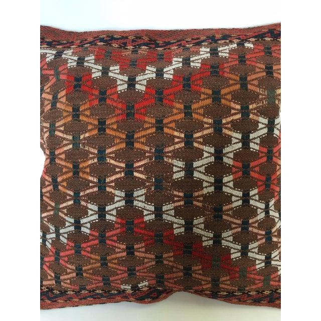 Handmade Kilim Pillow Cover - Image 3 of 6