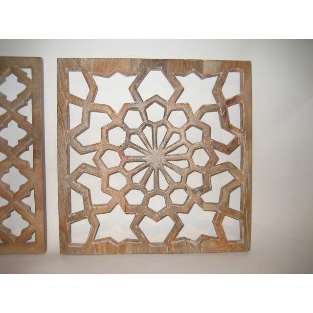 Decorative Wood Panels - Set of 3 - Image 5 of 11