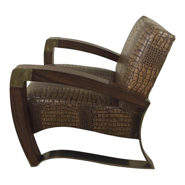 Lexington Furniture Apogee Leather Chair - Image 1 of 5