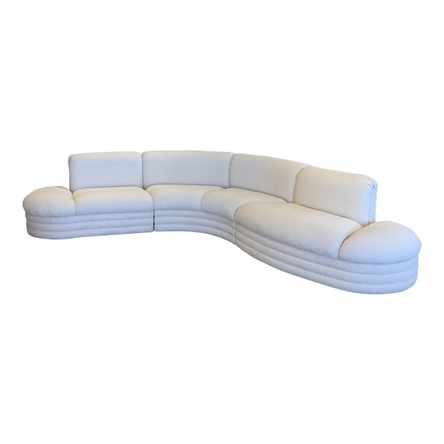 Vintage 3 Piece Sectional For Sale