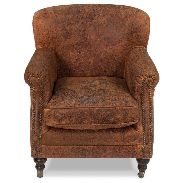 Sarreid Ltd. Putnam Arm Chair - Image 2 of 5