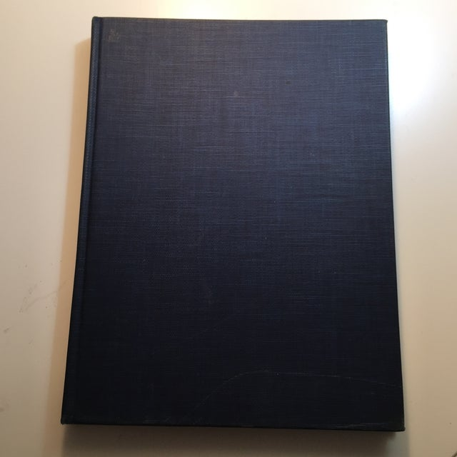 New York: Museum of Modern Art, 1936. Hardcover; no dust jacket. First edition. Textured blue cloth boards. 170pp. Limited...