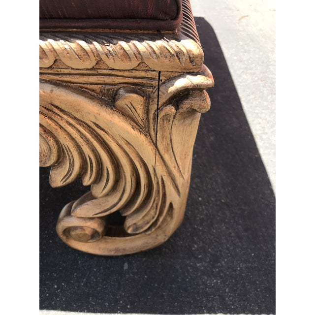 French Bench - Rococo Bench Table Baroque Table French Furniture Table Antique  Furniture Gold Table For - French Bench - Rococo Bench Table Baroque Table French Furniture