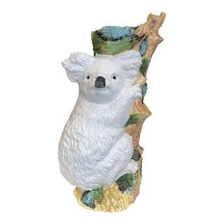 Lifesize Italian Koala Planter For Sale