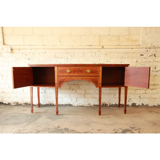 Baker Furniture Historic Williamsburg Sideboard - Image 4 of 11