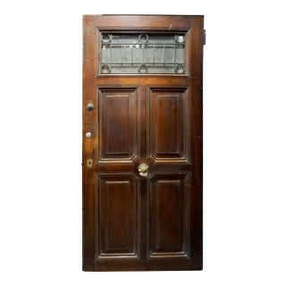 Mid 19th Century 1850 French Door For Sale