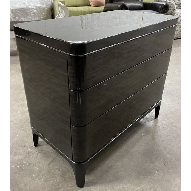 The Simpatico Three Drawer Chest For Sale - Image 9 of 9