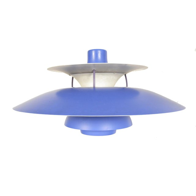 1950s Ph5 Pendant by Poul Henningsen For Sale - Image 5 of 5