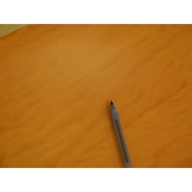1990s Biedermeier Satinwood 3 Drawer Chest For Sale - Image 4 of 10