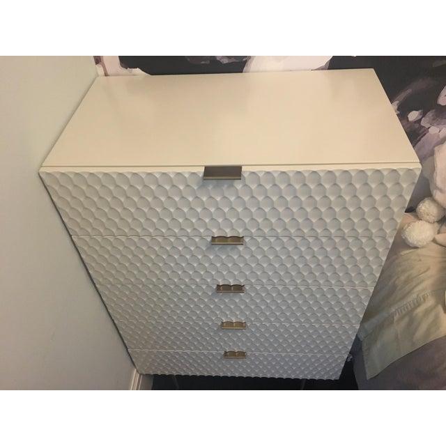 West Elm Audrey 5-Drawer Dresser For Sale - Image 5 of 10