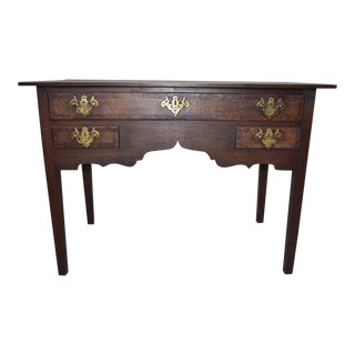 Late 18th Century English Work Table, Lowboy For Sale