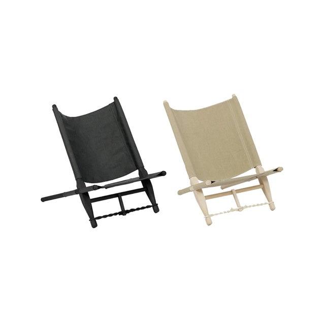 2010s Ogk Safari Chair For Sale - Image 5 of 6