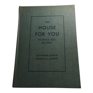 """""""The House for You to Build, Buy, or Rent"""", 1957"""