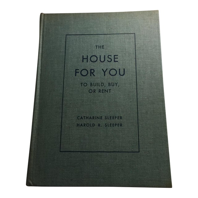 """""""The House for You to Build, Buy, or Rent"""", 1957 - Image 1 of 11"""