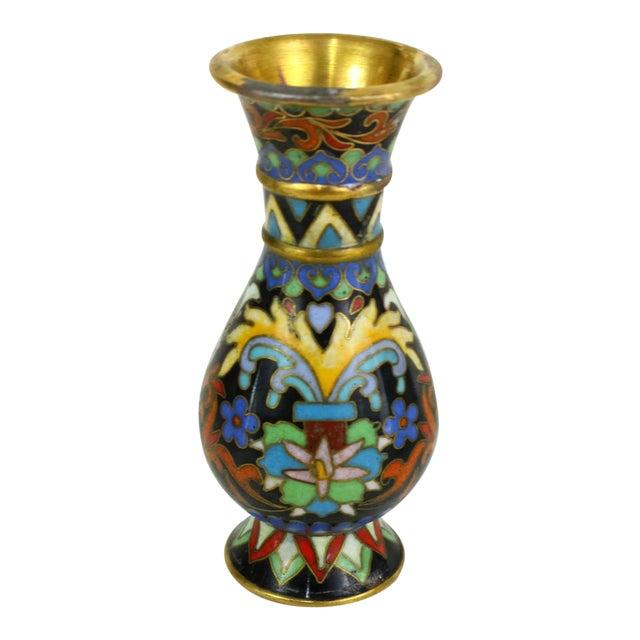 Meiji Period Miniature Vase For Sale