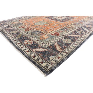 Contemporary Geometric Pattern Silk Area Rug - 5'10 X 9'1 Preview
