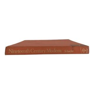 "1970s Vintage ""Nineteenth Century Modern"" Decorative Arts Book For Sale"