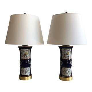 Chinese Porcelain Table Lamps