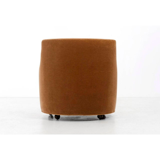 Edward Wormley Lounge Chair dor Dunbar For Sale - Image 5 of 9
