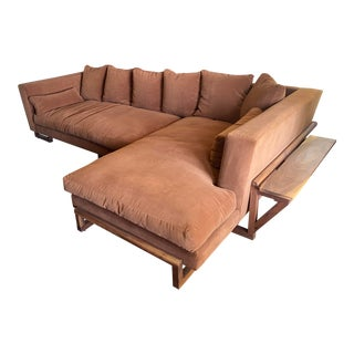 Artless Sectional Right Side Chaise For Sale
