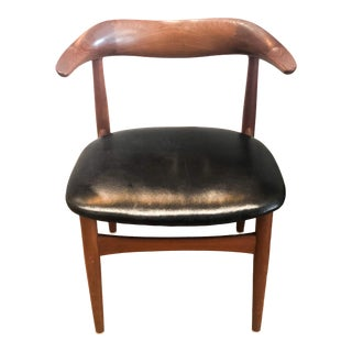 Mid-Century Danish Modern Side Chair For Sale