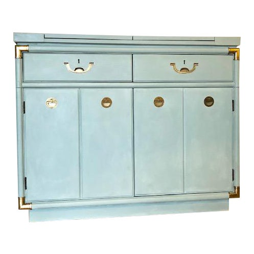 1960s Campaign Drexel Accolade Server For Sale