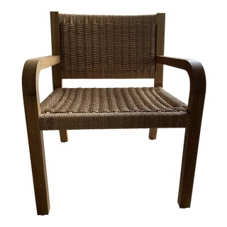 21st Century Serena & Lily Portland Rope Chair For Sale
