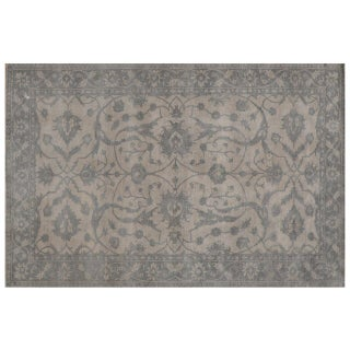 Stark Studio Rugs Traditional Oriental Contemporary Wool Rug - 6′ × 9′ For Sale