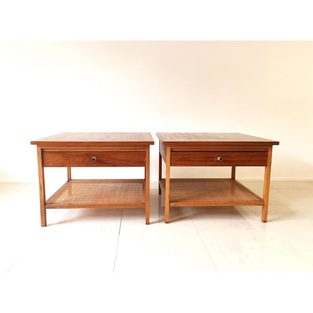 """Paul McCobb """"Delineator"""" Series Tables - A Pair - Image 2 of 8"""