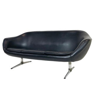 Mid-Century Modern Overman Pod Settee For Sale