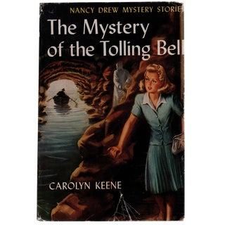 """The Mystery of the Tolling Bell"" by Carolyn Keene"