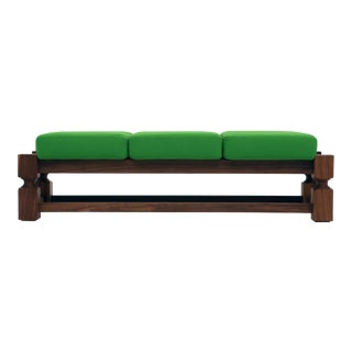Spring Green F.A.C. Bench For Sale